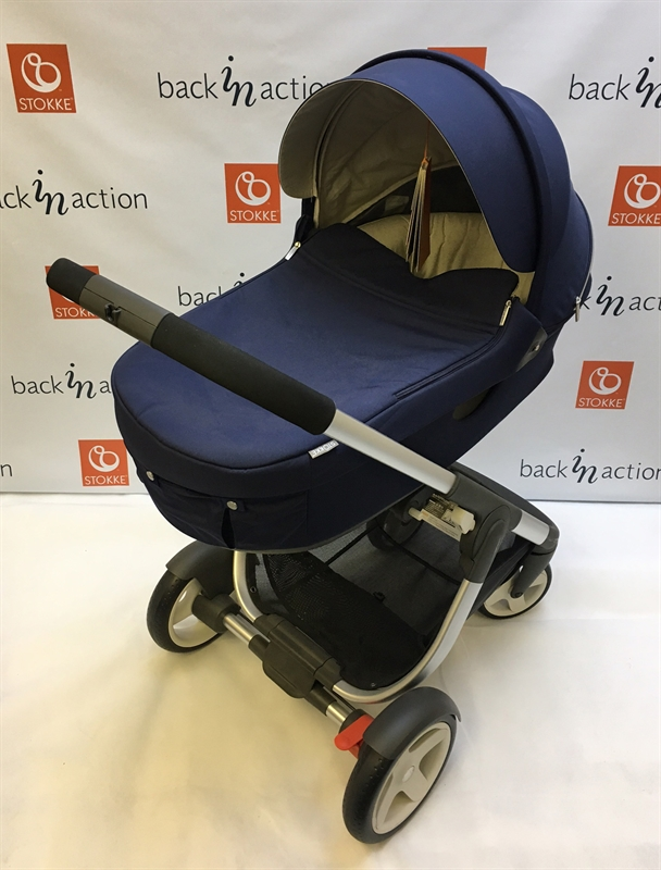 Stokke Crusi Chassis with CarryCot