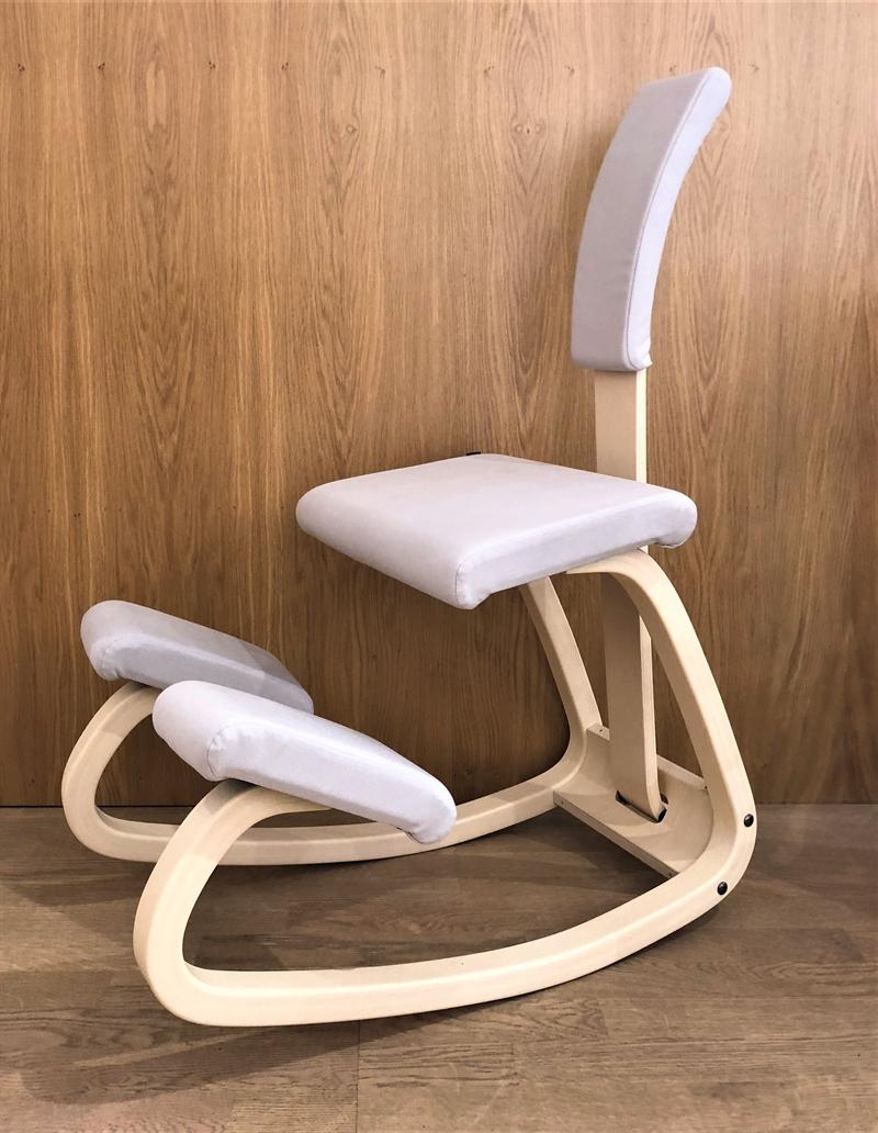 Varier Variable Kneeling Chair with Backrest