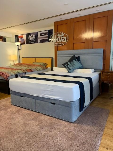 Ottoman Bed Set