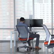 QuickStand - Sitting