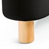 Wooden Leg - Round