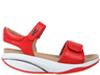 Malia W Sandal Red