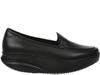 Oxford Loafer W Black Calf