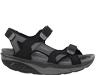 Saka 6S M Sport Sandal Black Charcoal Grey