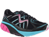 Zee 16 Running Shoe Black/Blue/Fuschia