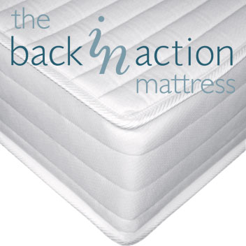 The BackInAction Mattress