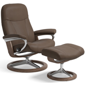 In Stock Stressless Recliners