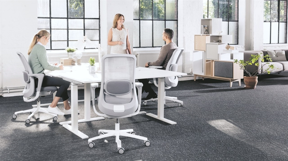 HAG SoFi Mesh Office Chair; Makes Your Back Stronger