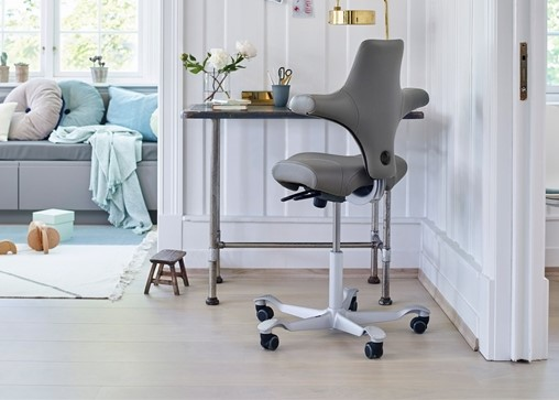 The Capisco: Our favourite Sit to Stand chair