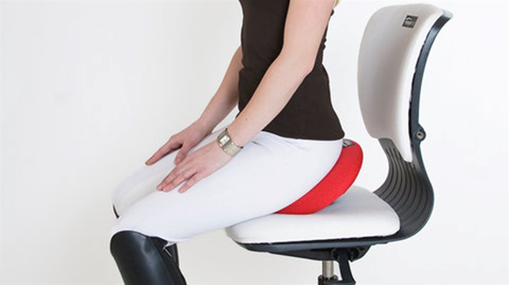Our Very Best Chair Accessory for Posture and Core Fitness