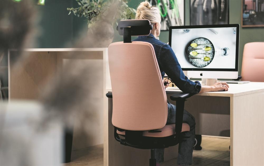 A Wonderful Office Chair