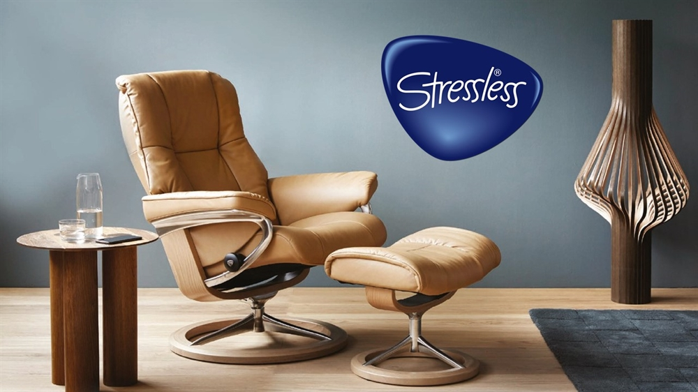 The Stressless Range of Recliners & Sofas