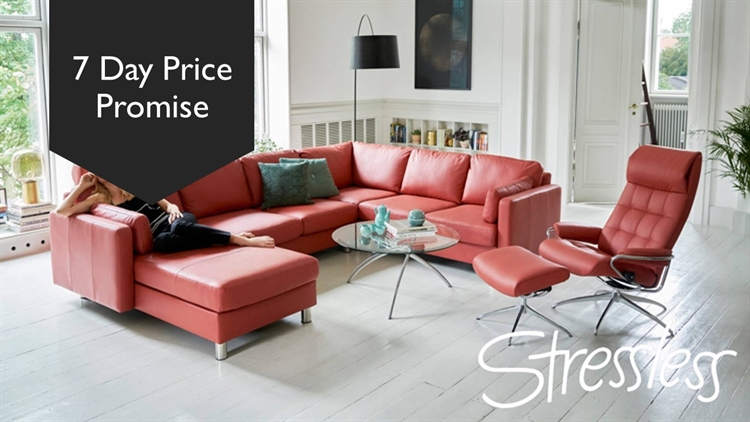 More Stressless Recliners & Sofas