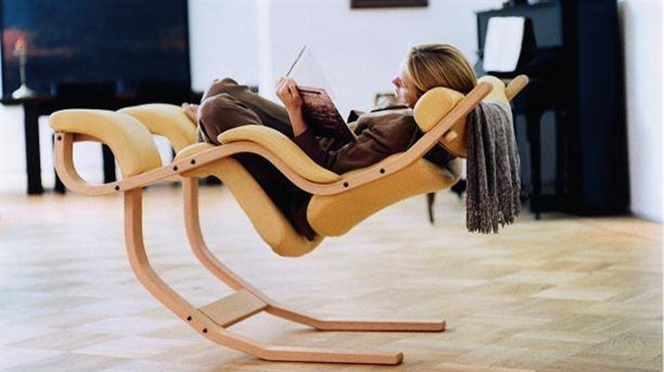 The Varier Gravity Chair