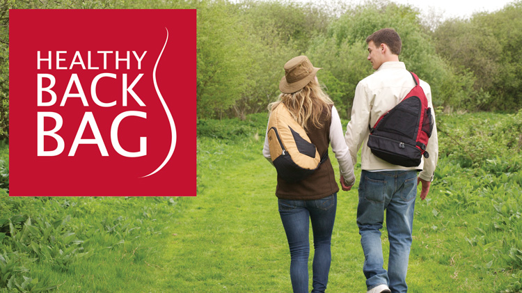 Healthy Back Bags - Lightweight & Ergonomic