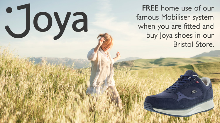 Joya Shoes - Bliss For Your Back