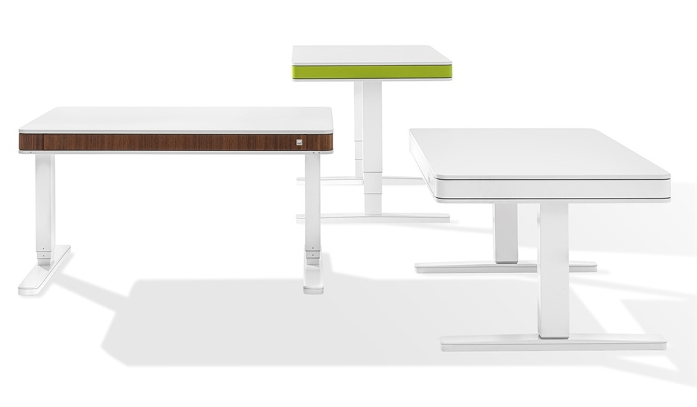Moll Desks: German engineering meets Sit to Stand