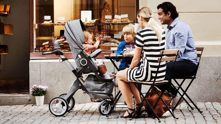 Stokke Pushchairs