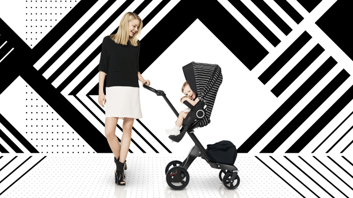 Stokke Xplory - The Ultimate Stroller