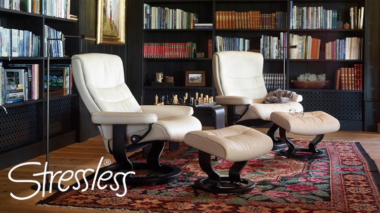 Stressless Nordic Recliner by Ekornes