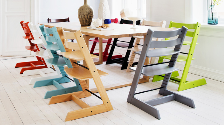 Stokke Seating Collection
