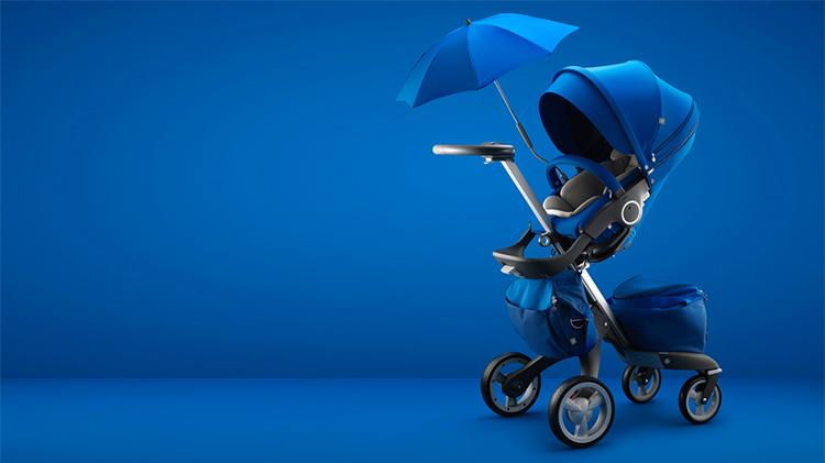 Xplory Special Edition Cobalt Blue