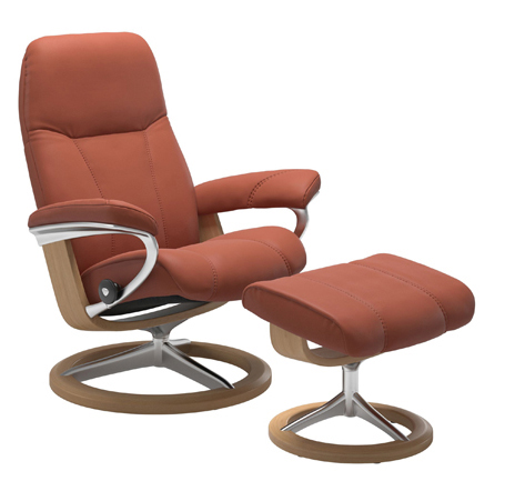 Stressless Consul Recliner by Ekornes