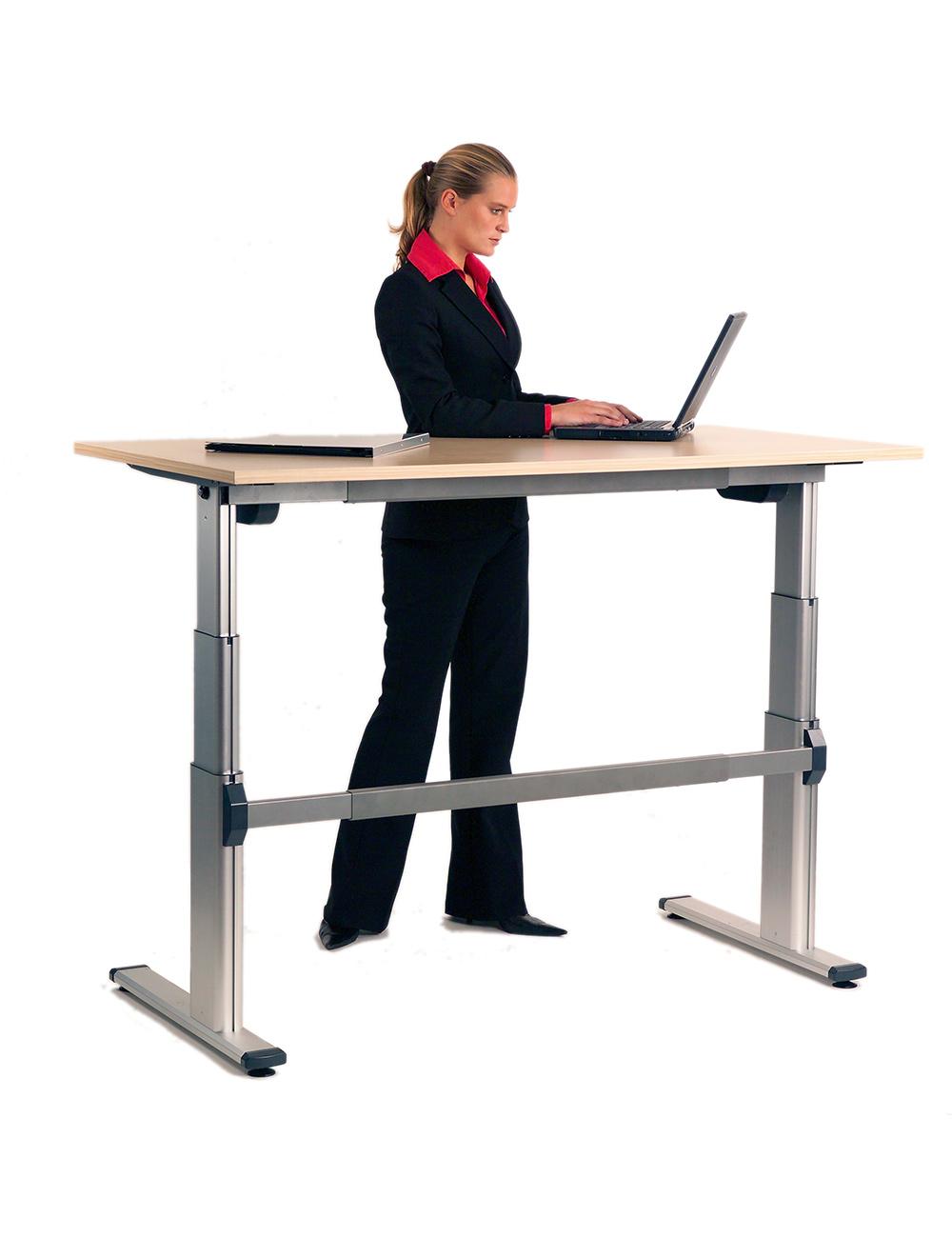 Back In Action Sit Stand Desks Back In Action