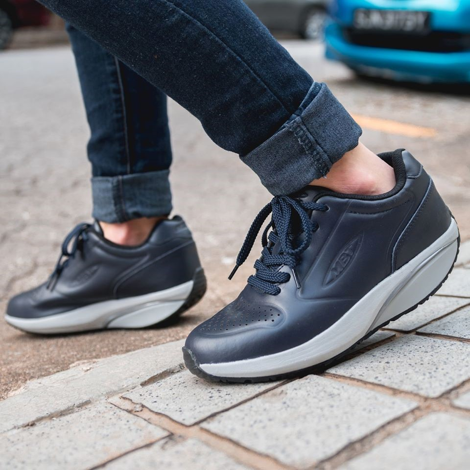 MBT Shoes - Get Fitter While You Walk