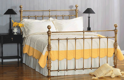 Luxury Metal Bedsteads