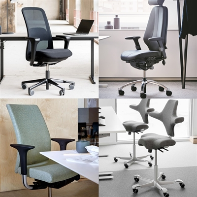 Which Spec for my Office Chair?