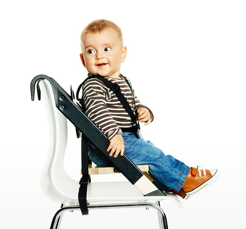 Handysitt Portable High Chair Handysit Back In Action