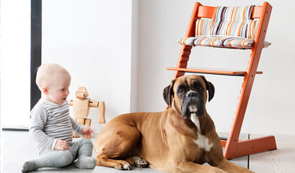 Stokke Children's Furniture