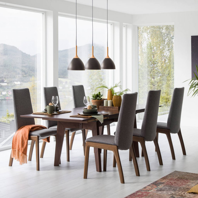 NEW Stressless Madeira Dining Table