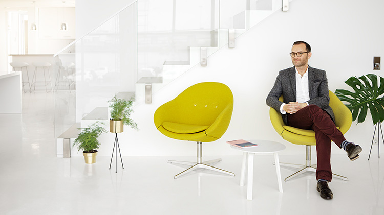 Kokon Club Chair