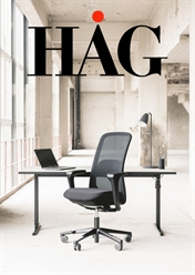 Ergonomic HAG Chairs