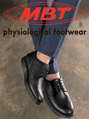 MBT Shoes for Improving Posture