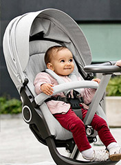 Our favourite pushchairs
