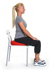 Dynamic Sitting Aid
