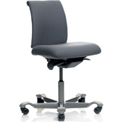 HO5 5100 Low Back Partially Upholstered - MADE TO ORDER