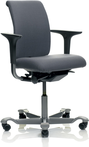 HO5 5300 Medium Back - Partially Upholstered