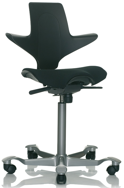 HAG Capisco Puls 8020 Chair - With Seat Upholstery