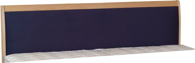 Akva Headboard - Ural - 68cm High