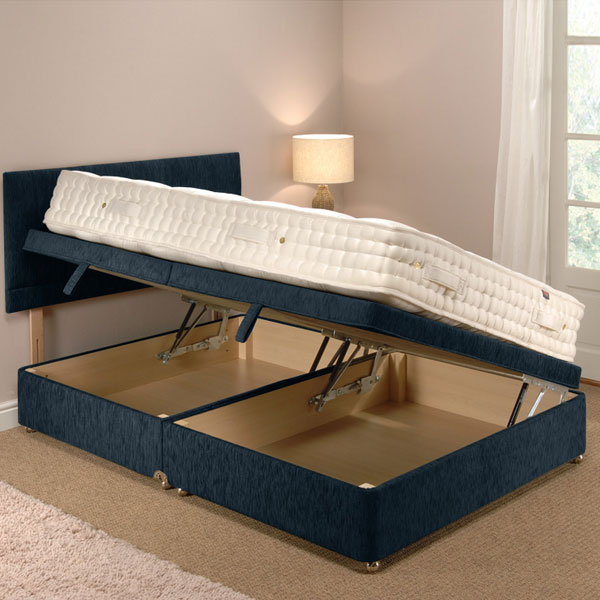 Backinaction Ottoman Bed - Side Opening