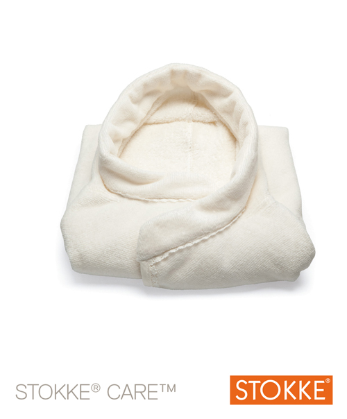 Stokke Hooded Towel - White
