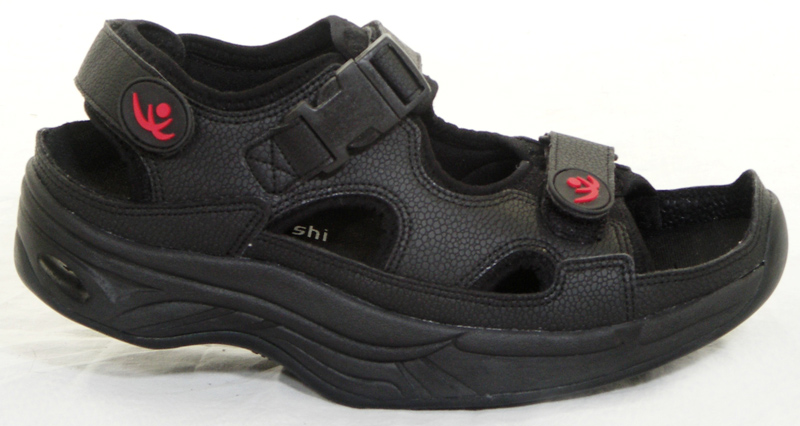 Chung Shi Comfort Step - Sandal - Black