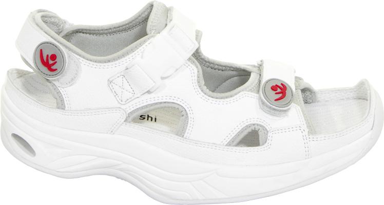 Chung Shi Comfort Step - Sandal - White