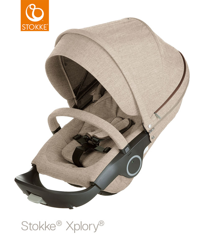 Stokke Crusi Pushchair Back In Action