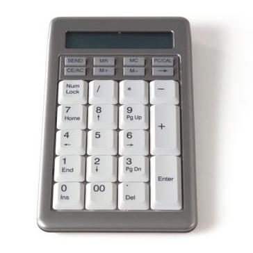 Ergostars Saturus Numeric Pad