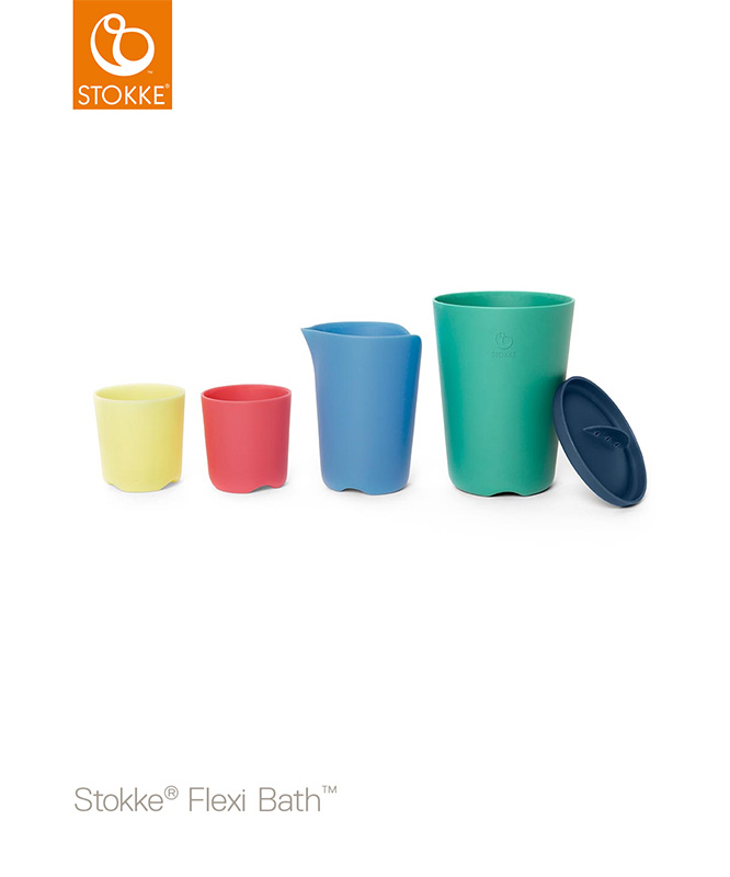 Stokke FlexiBath Cups